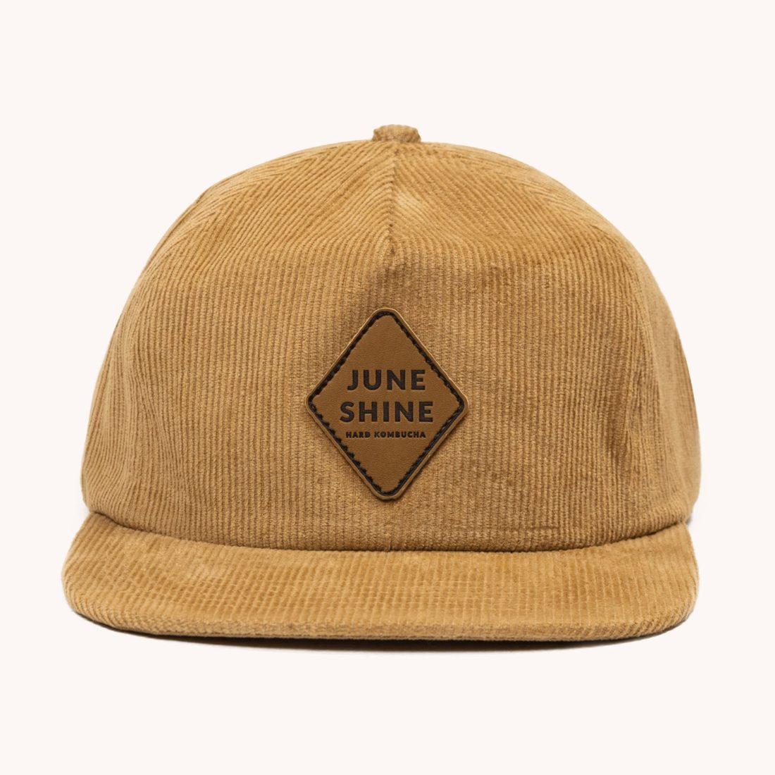 Camp Hat - Tan 3
