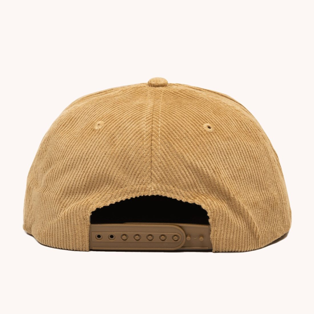 Camp Hat - Tan 4
