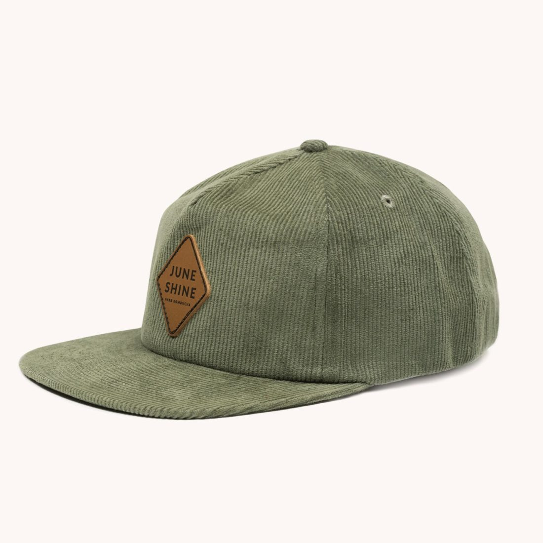 Camp Hat - Light Olive