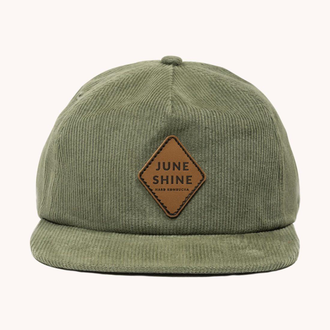 Camp Hat - Light Olive 2