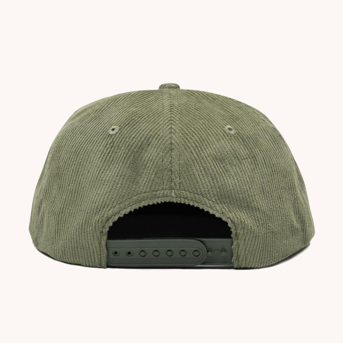 Camp Hat - Light Olive 3