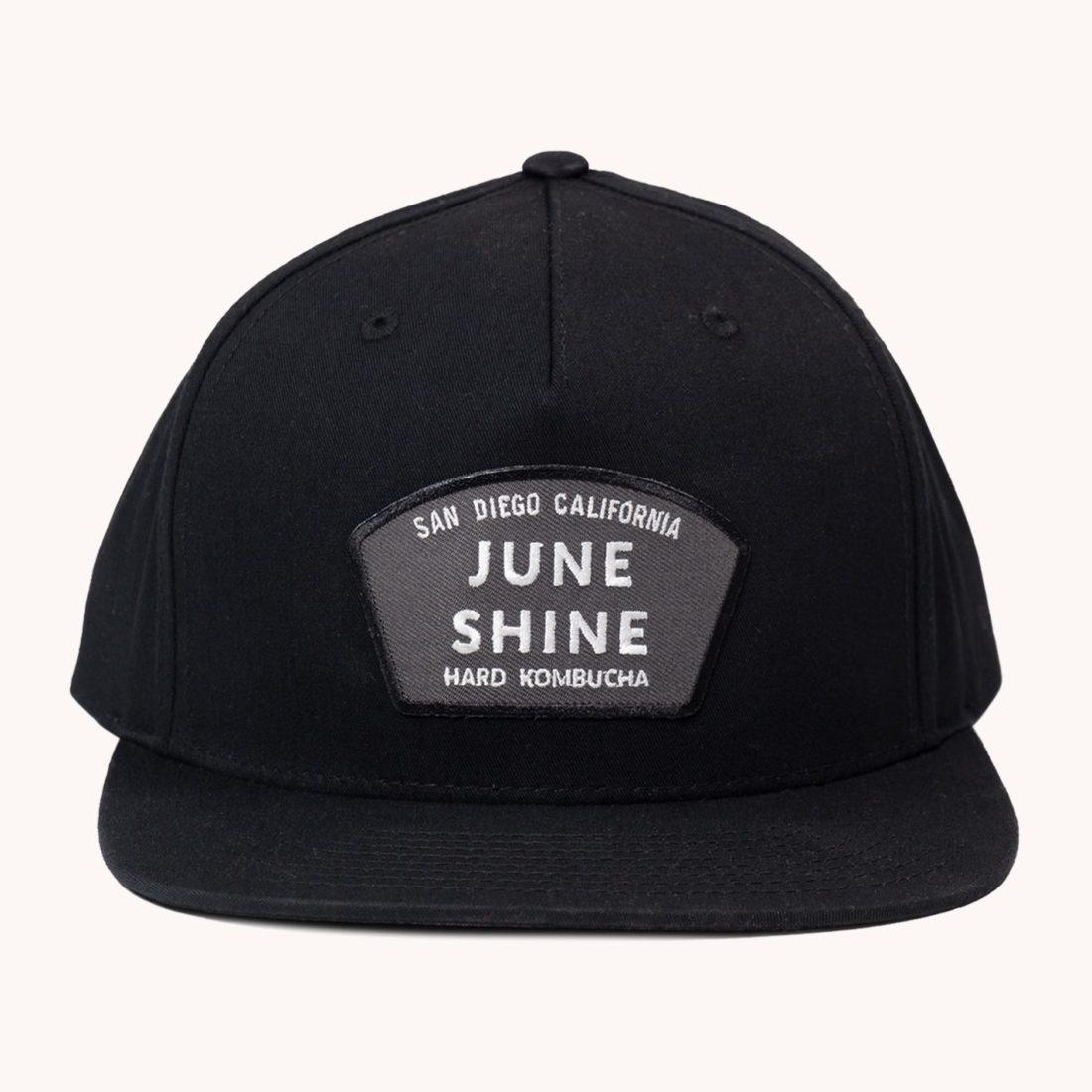 Brewer Hat - Black 3