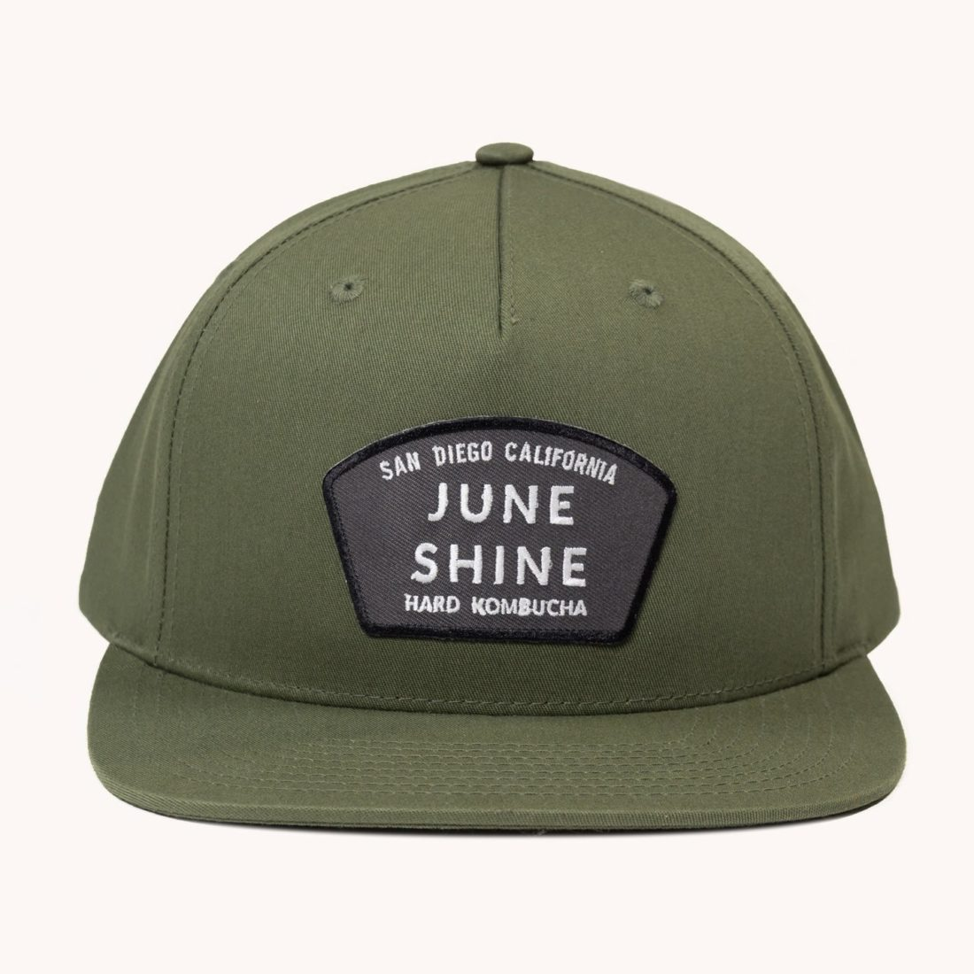 Brewer Hat - Army Olive 2