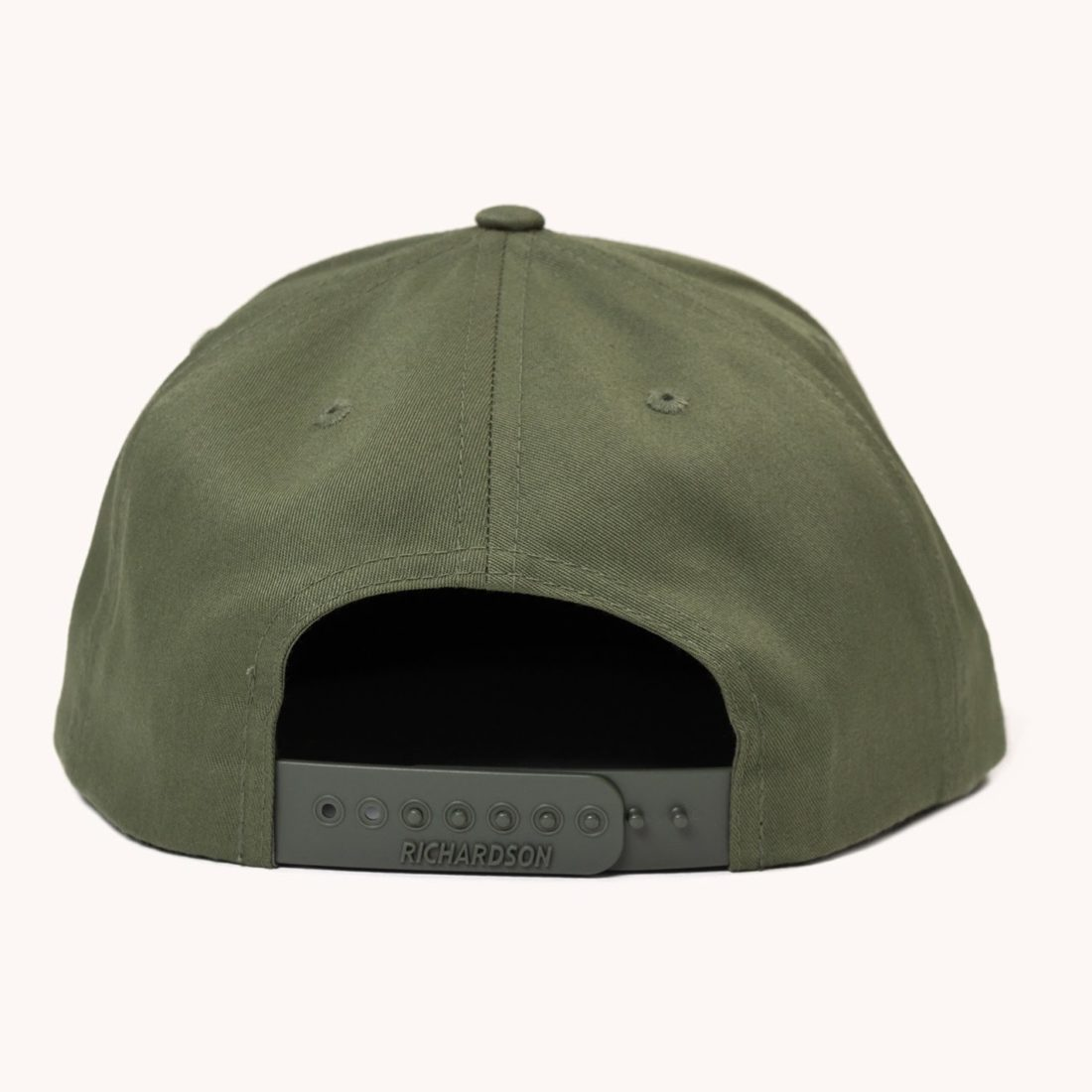 Brewer Hat - Army Olive 3