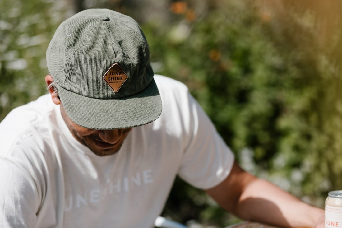 Camp Hat - Light Olive 1