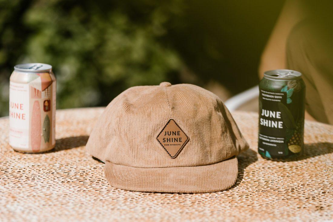 Camp Hat - Tan 1