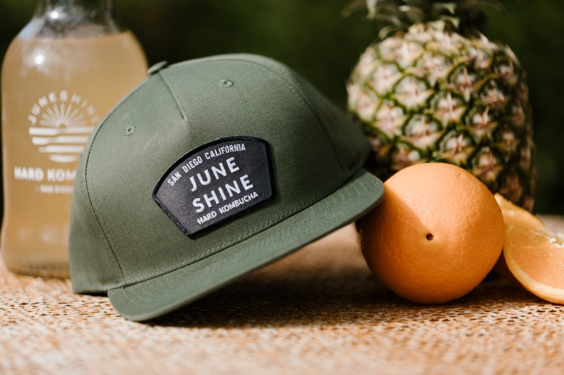 Brewer Hat - Army Olive 1