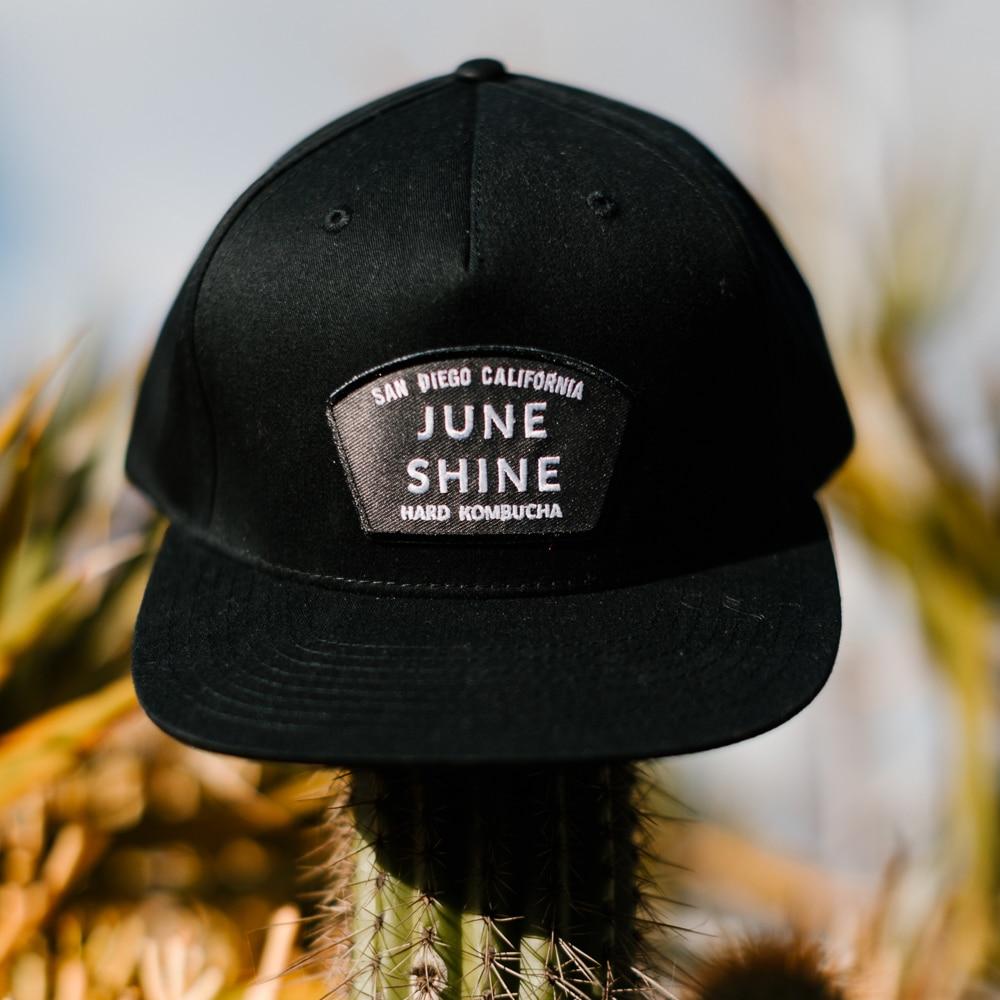 Brewer Hat - Black 1